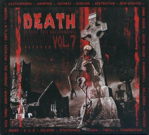 Death... Is Just the Beginning vol. 7