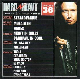Hard N' Heavy Volume 36