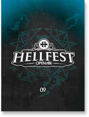 Hellfest Open Air 09 (video)