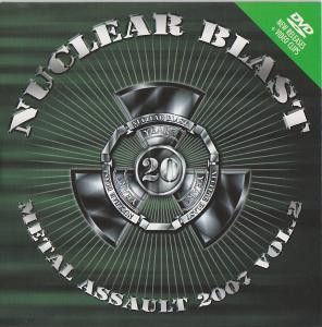 Nuclear Blast - Metal Assault 2007 Vol.2 (video)