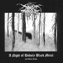 A Night of Unholy Black Metal