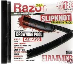 Metal Hammer Razor Vol. 5
