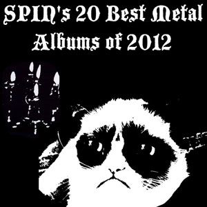 Spin's Best Metal of 2012 (digital)