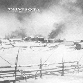 Talvisota - Finnish Dark / Black Metal Compilation