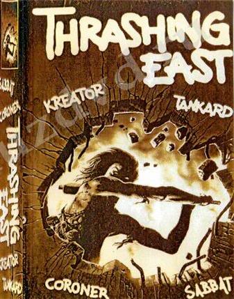 Thrashing East (video)